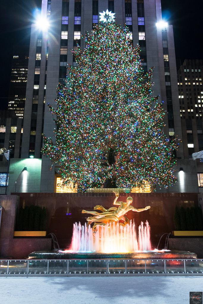 Christmas a New York