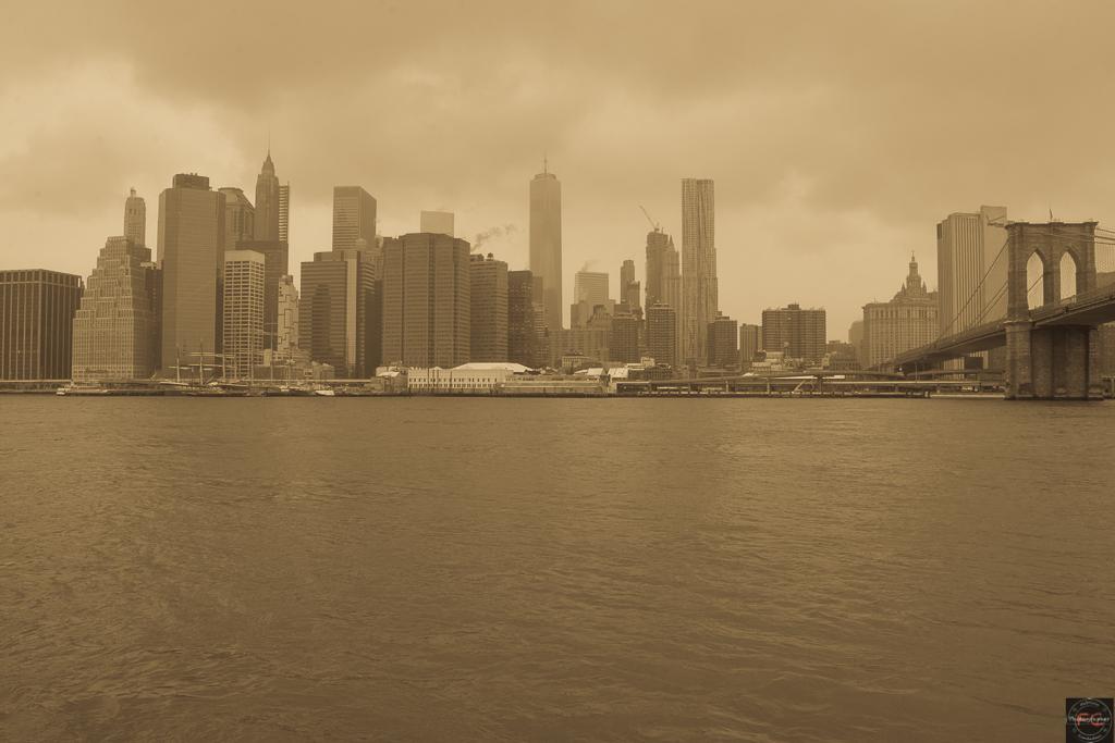 New York vista Brooklyn